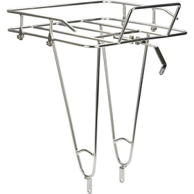Creme Front Tray W. Universal Mounting System chrome